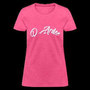 D Ardee Logo - Women's T-Shirt