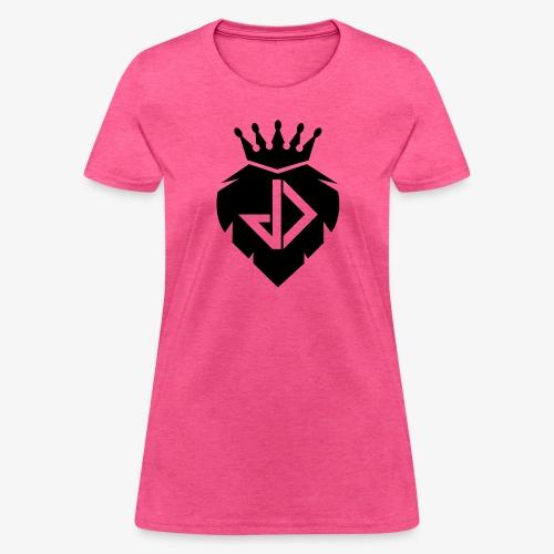 Dizzy (Lion Black) - Women's T-Shirt