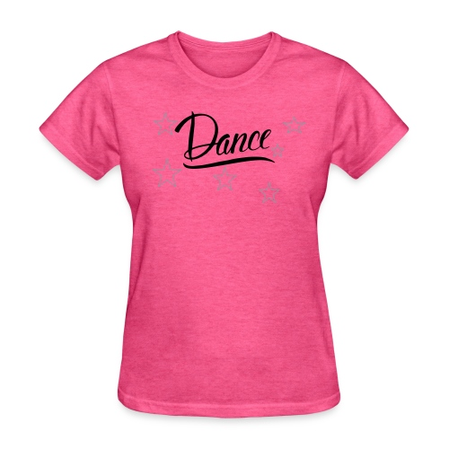 dANCE - Women's T-Shirt