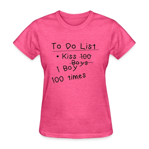 ToDoList - Women's T-Shirt