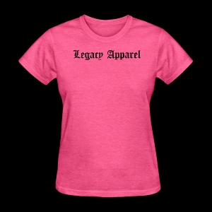 Legacy apparel company - Women's T-Shirt
