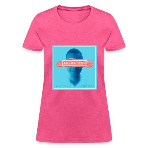 ANTONY ANIMACION EFECTO TRXYE - Women's T-Shirt