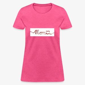 Moms Rock - Women's T-Shirt