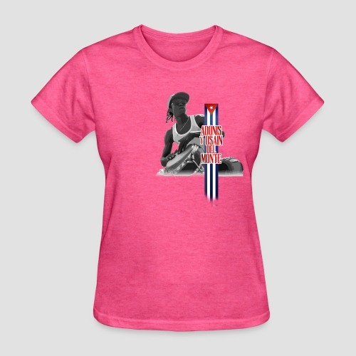 Adonis - Osain del Monte - Women's T-Shirt