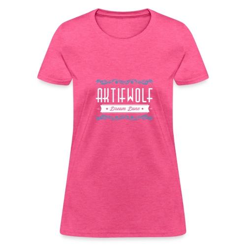 Aktifwolf Floral - Women's T-Shirt