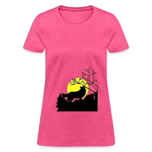 T-shirt Wolf - Women's T-Shirt