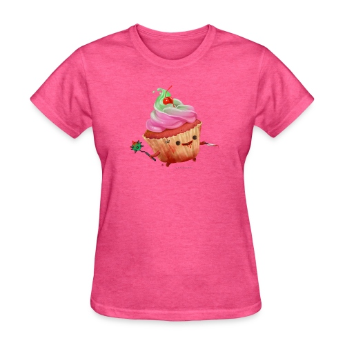 Figure 2: Hell in a Cake - Women's T-Shirt