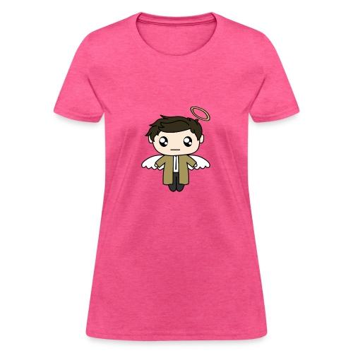 Angel Boy - Women's T-Shirt