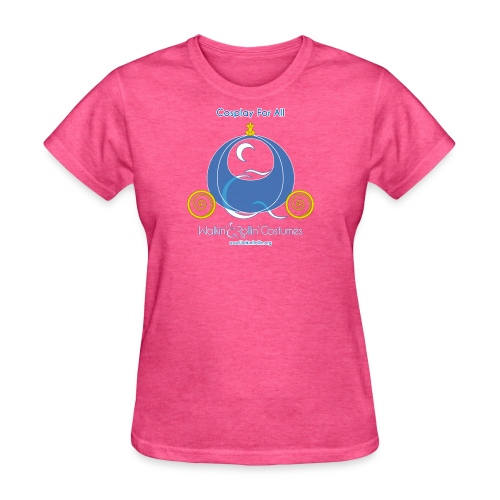 Cosplay For All: Cinderella - Women's T-Shirt