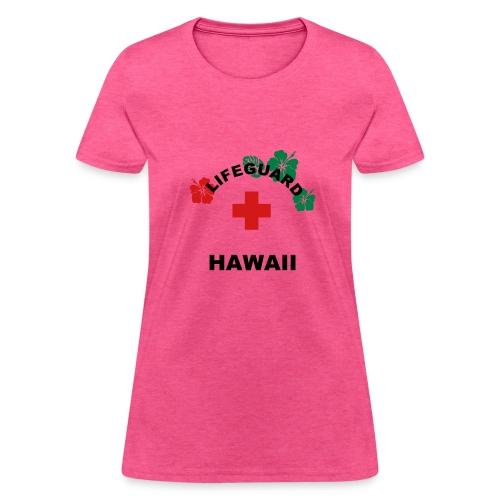 LIFEGUARD Hawaii - Women's T-Shirt