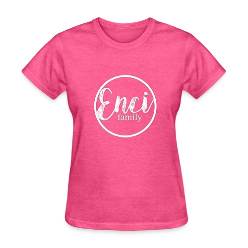 Enci Family Logo - Women's T-Shirt