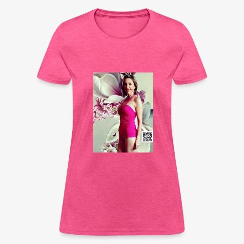 Flower girl - Women's T-Shirt