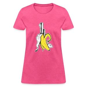 Banana Gun! - Women's T-Shirt