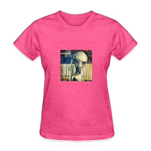 Alien - Women's T-Shirt