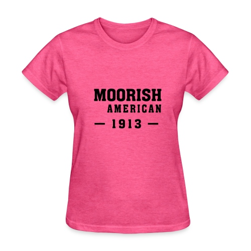 Moorish American Apparel - Women's T-Shirt