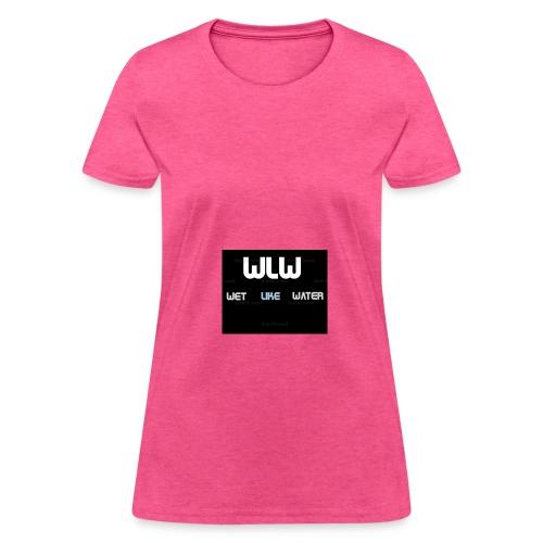 WetLikeWater - Women's T-Shirt