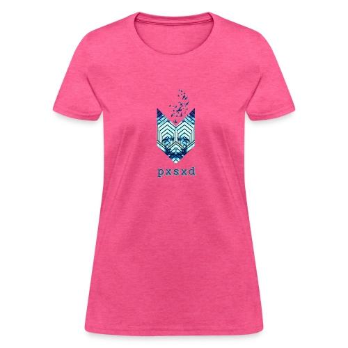 Blue - Women's T-Shirt