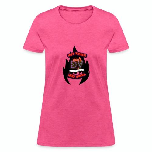 Hot Sauce Hot Damn - Women's T-Shirt