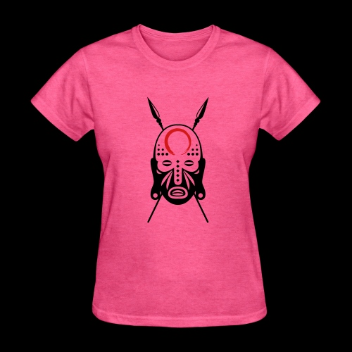 Zen/Lu Warrior Mask - Women's T-Shirt