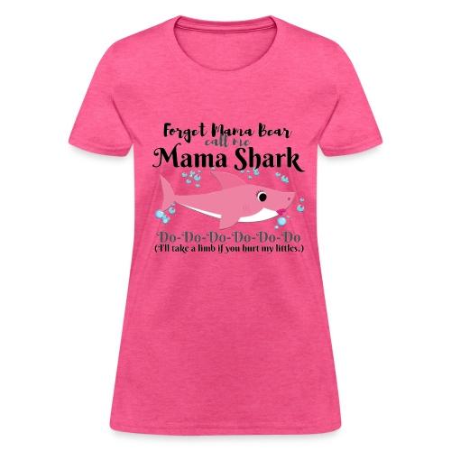 Mama Shark - Women's T-Shirt