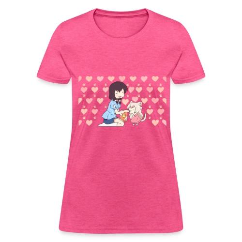 Anime cute kawaii - Women's T-Shirt
