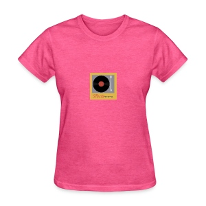 Music Truth Retro Record Label - Women's T-Shirt