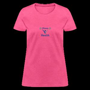 1TeamHealth Member - Women's T-Shirt