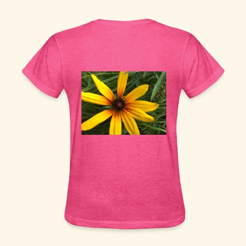 Yellow flower - Women's T-Shirt