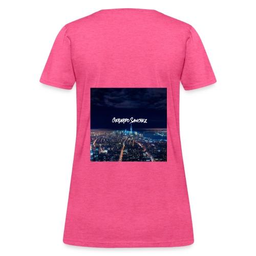 City Skyline - Women's T-Shirt