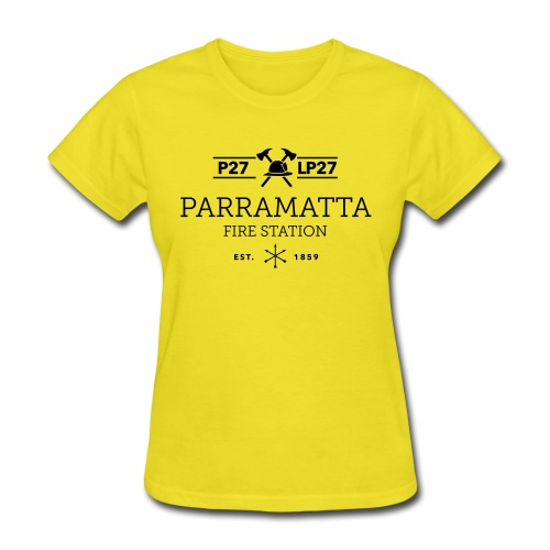 Parramatta Fire Station B - Women's T-Shirt