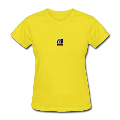 straight outta sheeps - Women's T-Shirt