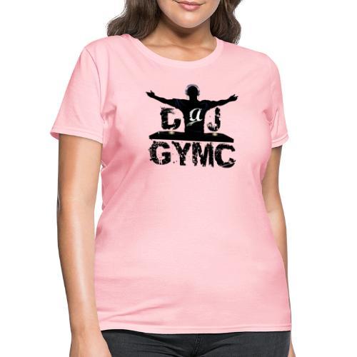 DJ GYMC Logo - Women's T-Shirt