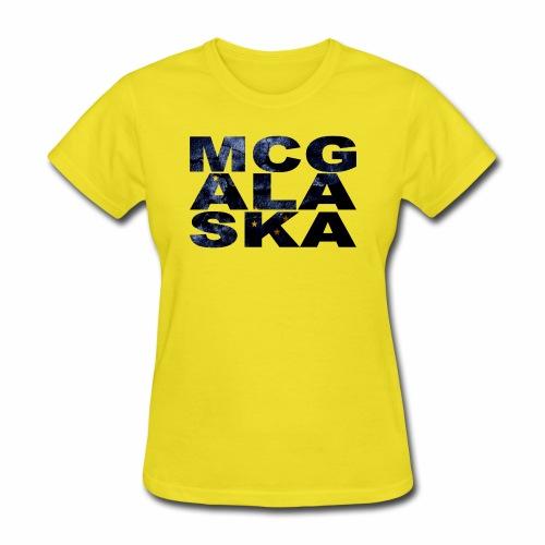 MCG ALA SKA TSHIRT DESIGN - Women's T-Shirt