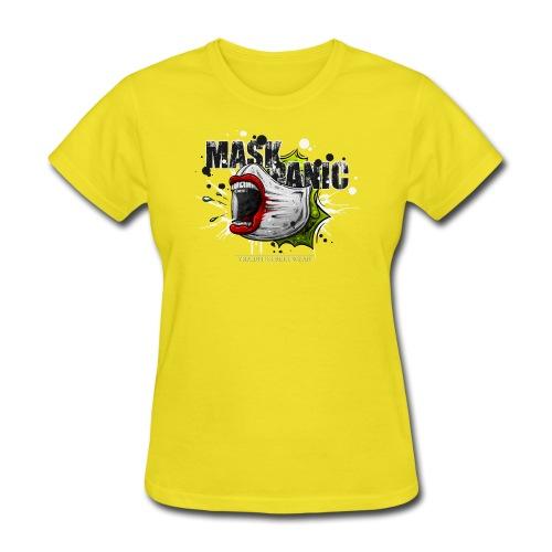mask panic - Women's T-Shirt