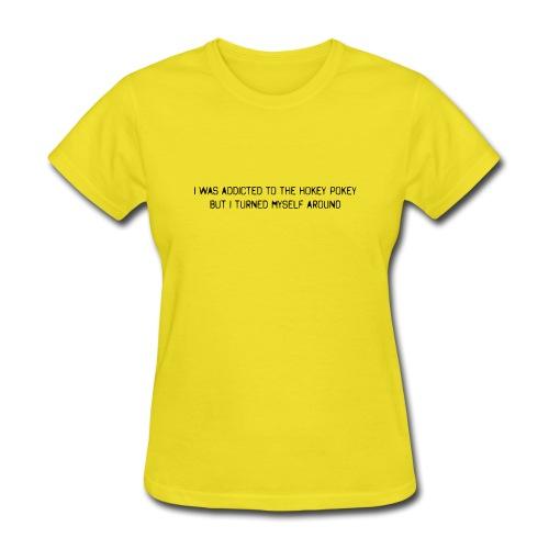 The Hokey Pokey - Women's T-Shirt