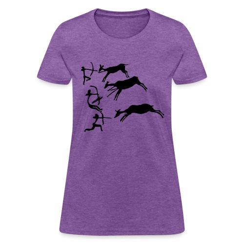 Lascaux Cave Painting - Women's T-Shirt
