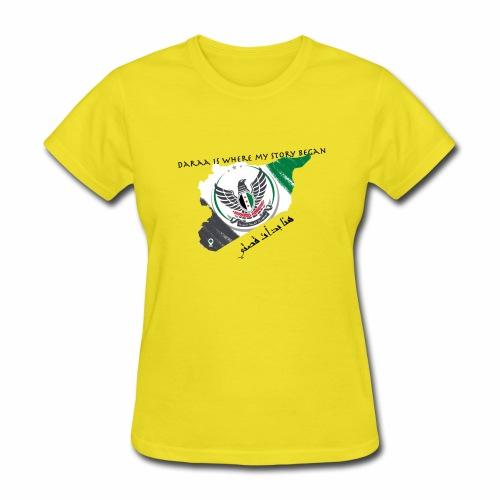t shirt design - Women's T-Shirt