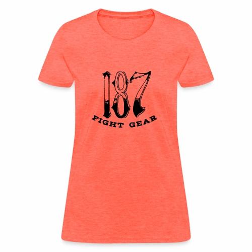 Trevor Loomes 187 Fight Gear Logo Best Sellers - Women's T-Shirt