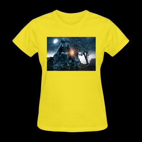 The Eternal Flame - Women's T-Shirt