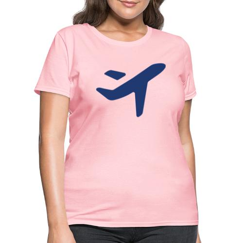 Plane Solo Jess Travel - Women's T-Shirt