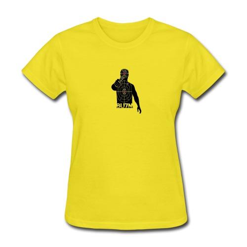 BU7N LOGO TRANSPARENT - Women's T-Shirt