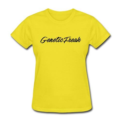 genetic png - Women's T-Shirt