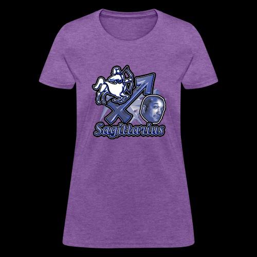 Sagittarius Redd Foxx - Women's T-Shirt