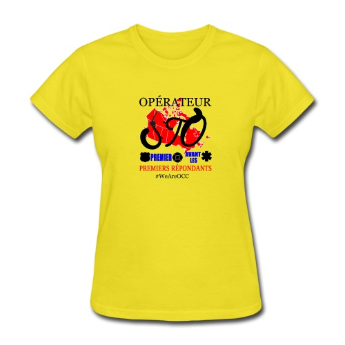 Operateur STO plus size - Women's T-Shirt