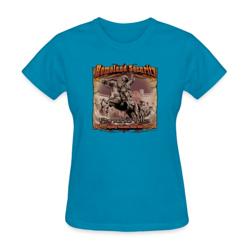 Homeland Security by RollinLow - Women's T-Shirt