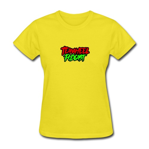TEAMHEEL Podcast RedNGreen - Women's T-Shirt