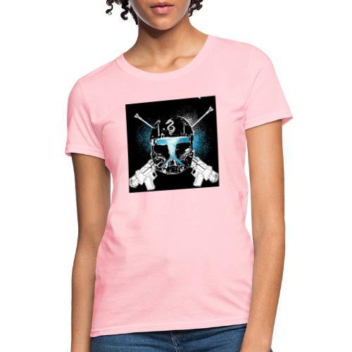 masked guns - Women's T-Shirt