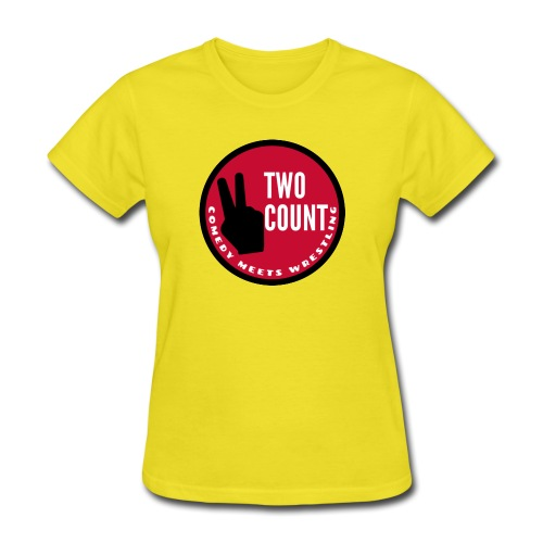 The Two Count Show Shirt - Women's T-Shirt
