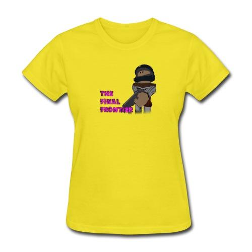 The Final Frontier - Women's T-Shirt