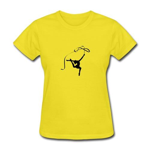 Rhythmic Figure 2 - Women's T-Shirt